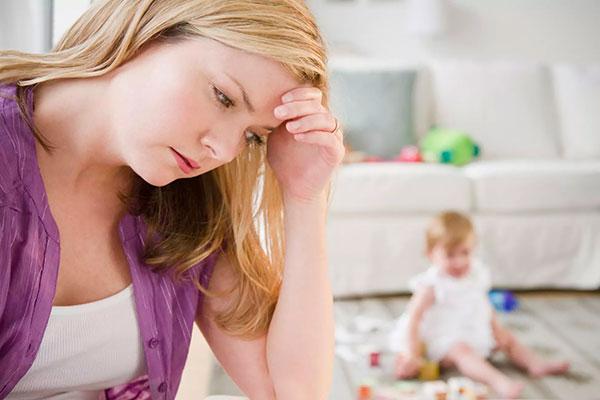 Топ причин физической усталости у мам