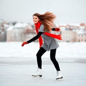 Зимние виды спорта, которые лучше всего помогут похудеть