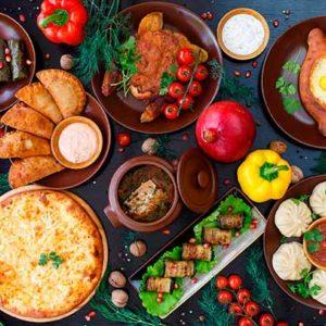 Доставка грузинской еды