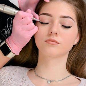 Насколько опасен перманентный макияж?