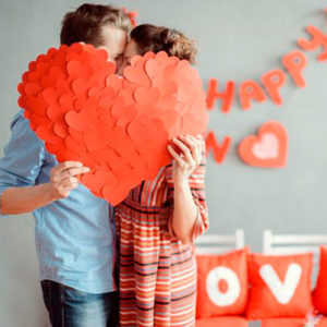 Подарки ко Дню Святого Валентина для любимого человека