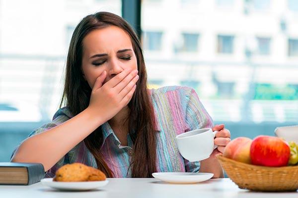 Какие продукты лишают нас бодрости?