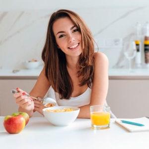 Какие продукты не следует кушать натощак