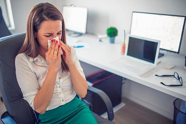 Как защититься от заражения коронавирусом на работе