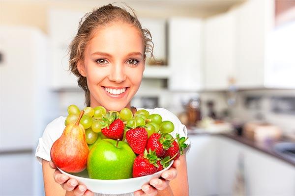 Свежие фрукты - богатый источник витаминов и антиоксидантов