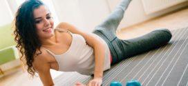 9 эффективных домашних упражнений для похудения без тяжестей и спортзалов