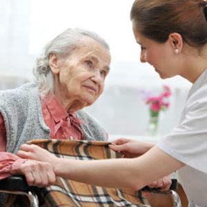 Дом престарелых как способ обеспечить родственников заботой