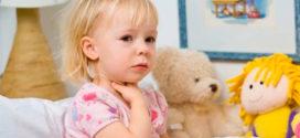Как лечить фарингит у ребенка