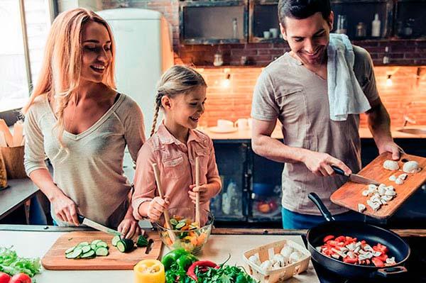 Как правильно готовить пищу в период коронавируса? 5 шагов для безопасности