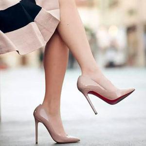 Туфли лодочки - с чем носить?