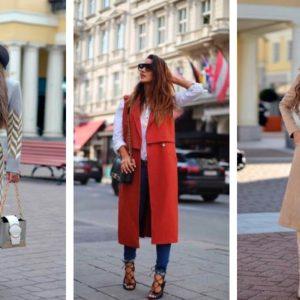 Трендовая верхняя одежда весна 2020