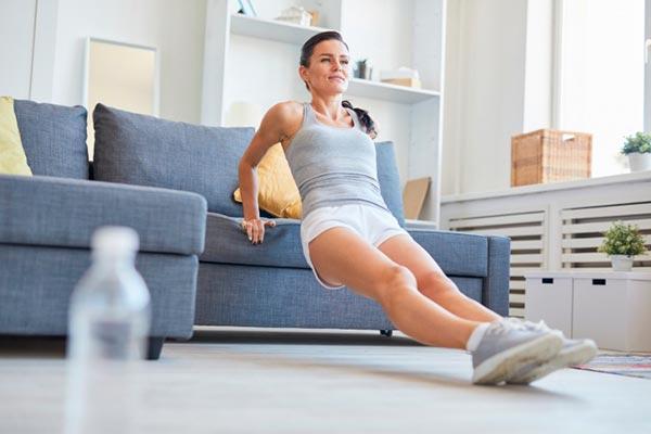14 распространенных ошибок во время занятий спортом дома