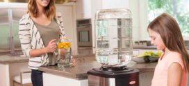 Кулер для воды с холодильником: экономное решение