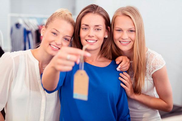 Как купить модную одежду и сэкономить
