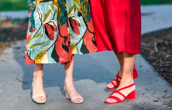 Новые тенденции в обуви от итальянских модельеров