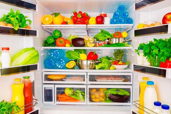 Как продлить жизнь сырым продуктам в холодильнике