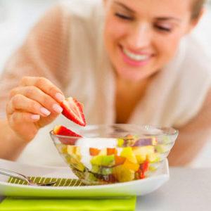Какое питание поможет сохранить красоту и молодость