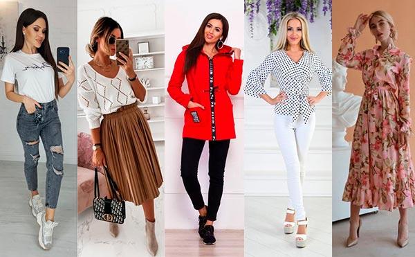 Выбираем женскую одежду оптом