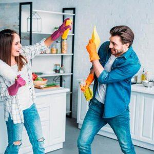 Как полюбовно распределить обязанности в семье