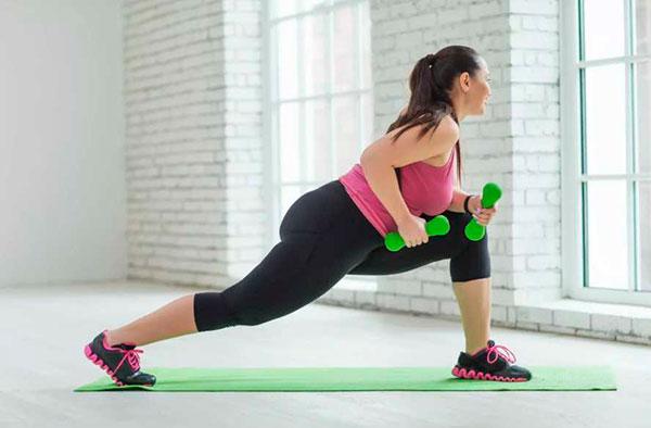 типы тренировок для похудения