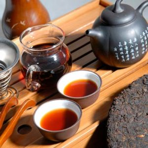 Чем интересен чай пуэр