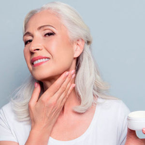 Косметология для омоложения шеи