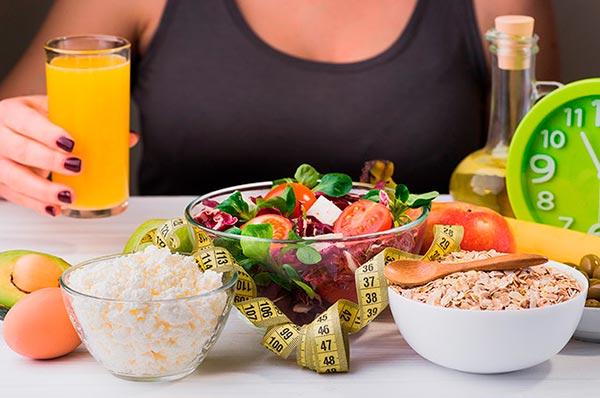Основные правила любой диеты