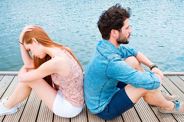 Если отношения не складываются, терпеть или расстаться?