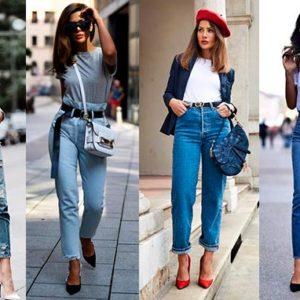 Стильные женские джинсы 2020