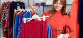Стоковая одежда как вариант для открытия своего дела