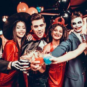 Хэллоуин. Как организовать вечеринку ужасов?