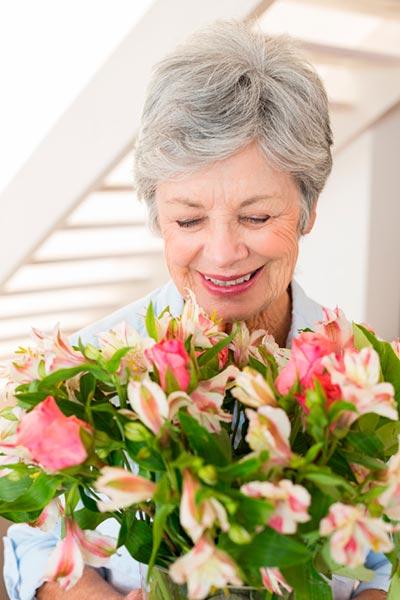 Какие цветы дарят теще/свекрови