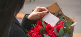 Порадуйте любимую, подарив ей цветы