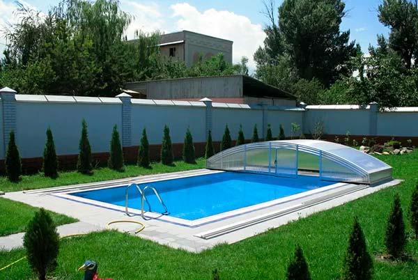 Как ухаживать за частным бассейном