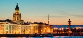 Туры выходного дня из Санкт-Петербурга