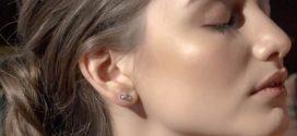 Стильный минимализм при выборе женских украшений для ушей