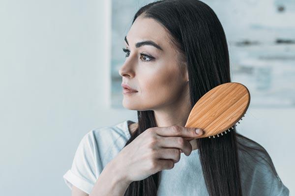 Здоровье волос во время локдауна
