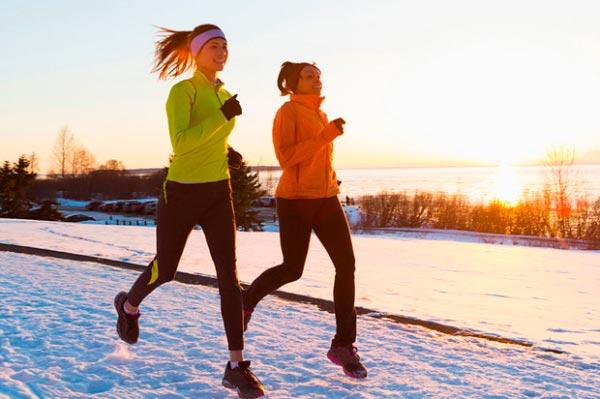 Можно ли бегать зимой?