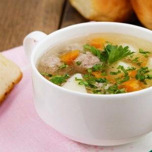 Необычные супы, которые понравятся даже детям
