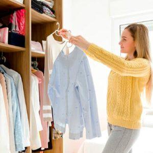 Как навести порядок в шкафу без помощи стилиста?