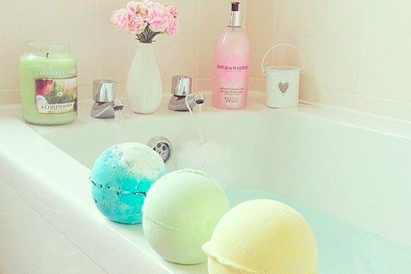 Бомбочки для ванн – что нужно о них знать?