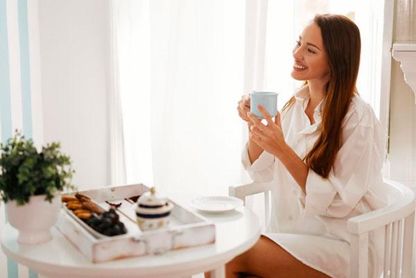 8 полезных утренних привычек для похудения