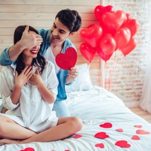Как провести День Святого Валентина? Сценарий романтики
