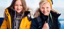 Финская одежда бренда Reima