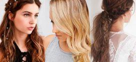 Hair-арт: как выбрать стразы для волос