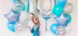Коллекция воздушных шаров «Холодное сердце»