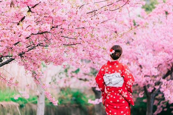 Весенние праздники в Японии