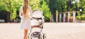 Выбор коляски для новорожденного