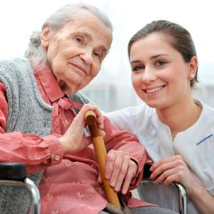 Помощь для пожилых людей