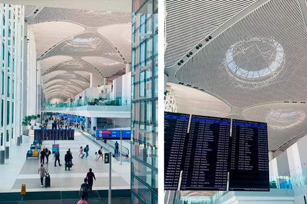 Путешествие в Стамбул: аєропорт